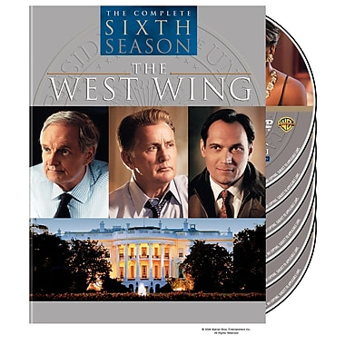 West Wing: The Complete Sixth Season (DVD)