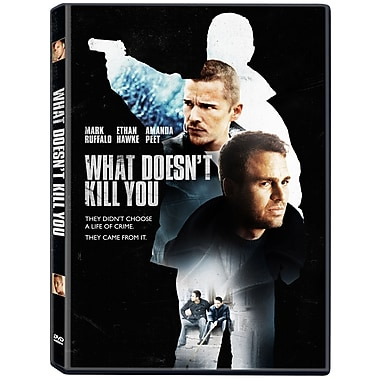 What Doesn't Kill You (DISQUE BLU-RAY)