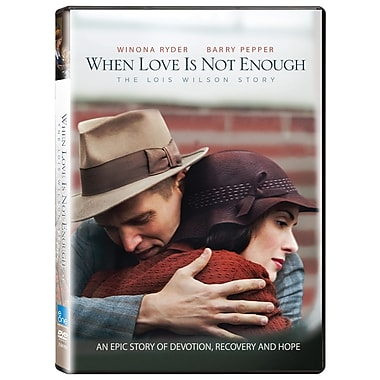 When Love Is Not Enough: The Lois Wilson Story (DVD)