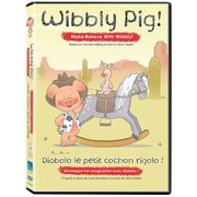 Wibbly Pig: Make-Believe With Wibbly (DVD)