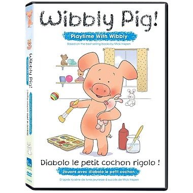 Wibbly Pig: Playtime With Wibbly (DVD)