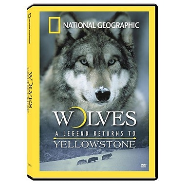 Wolves: A Legend Returns to Yellowstone (DVD)