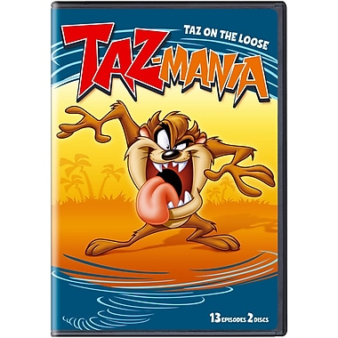 Taz-Mania: Season 1 Part 1 (DVD)