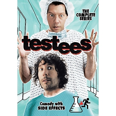 Testees: The Complete Series (DVD)