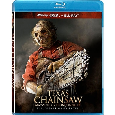 Texas Chainsaw (3D BLU-RAY)