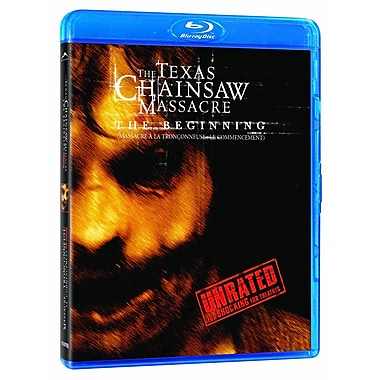 Texas Chainsaw Massacre: The Beginning (BLU-RAY DISC)