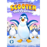 The Adventures of Scooter the Penguin (DVD)