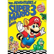 The Adventures of Super Mario Bros. 3: The Complete Series (DVD)