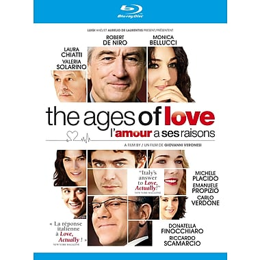 The Ages Of Love (BLU-RAY DISC)