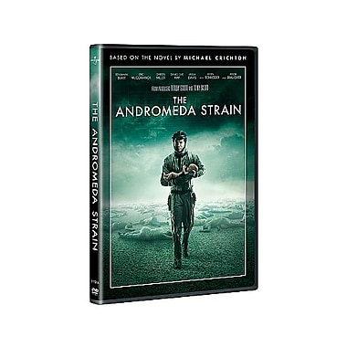 The andromeda Strain (DVD)