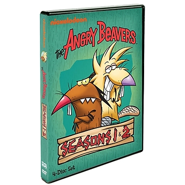 The Angry Beavers: Seasons 1 &2 (DVD)