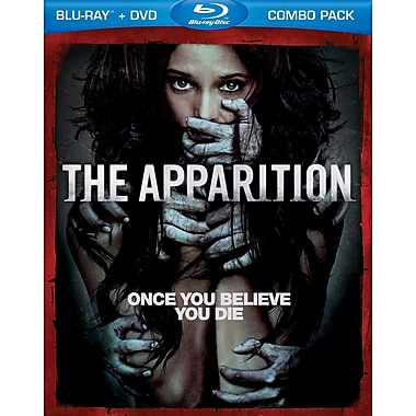 The Apparition (BRD + DVD + Digital Copy)