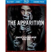 The Apparition (BRD + DVD + Digital Copy)