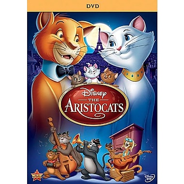 The Aristocats (DVD)