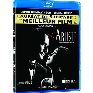 The Artist (BRD + DVD + Digital Copy) 2012
