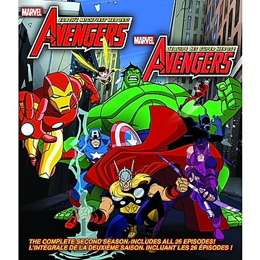 The Avengers - Earth's Mightiest Heroes - Season 2 (BLU-RAY DISC)