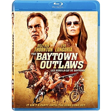 The Baytown Outlaws (BLU-RAY DISC)