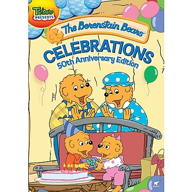 The Berenstain Bears - Celebrations (DVD)