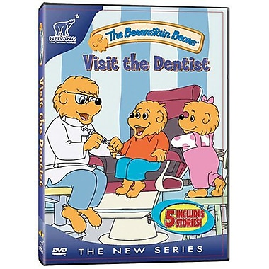 The Berenstain Bears: Visit the Dentist (DVD)
