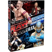 The Best of WWE: Raw and Smackdown 2011 (DVD)