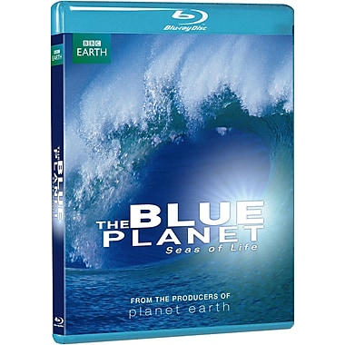 The Blue Planet: Seas of Life (DISQUE BLU-RAY)