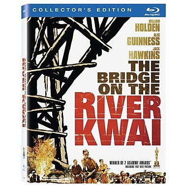 The Bridge on the River Kwai (BRD + DVD)
