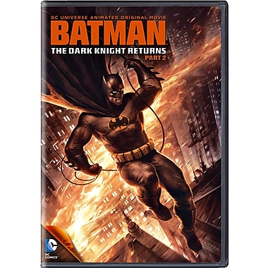 The Dark Knight Returns Part Two (DVD)