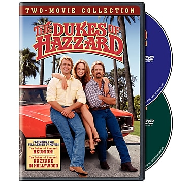 The Dukes of Hazzard 2 Movie Collection (DVD)