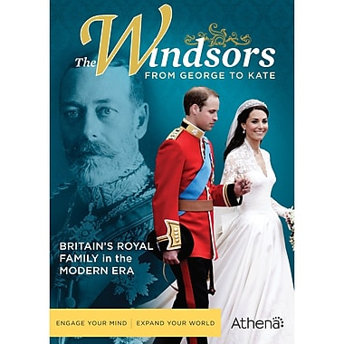 The Windsors - From George to Kate (DVD)