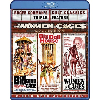 The Women In Cages Collection (DISQUE BLU-RAY)