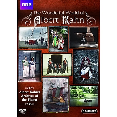 The Wonderful World of Albert Khan, Albert Khan's Archives of the Planet (DVD)