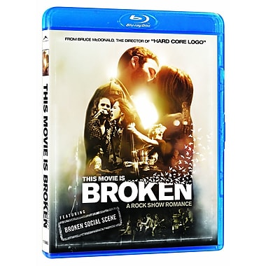 This Movie is Broken (DISQUE BLU-RAY)