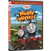 Thomas & Friends: Muddy Matters (DVD)