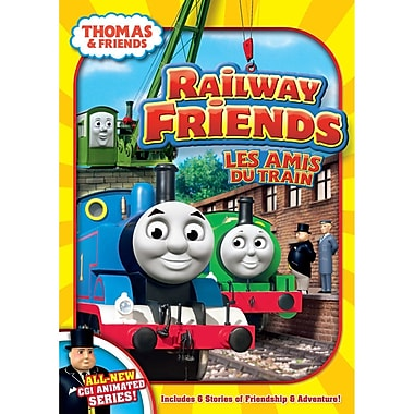 Thomas & Friends: Railway Friends (DVD)
