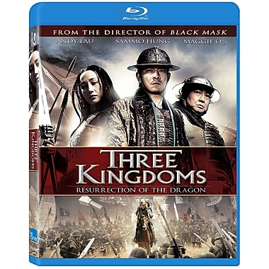 Three Kingdoms: Resurrection of the Dragon (DISQUE BLU-RAY)