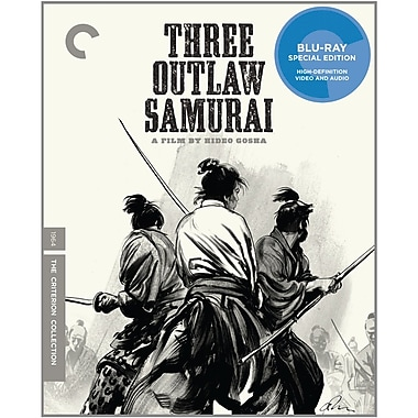 Three Outlaw Samurai (DISQUE BLU-RAY)