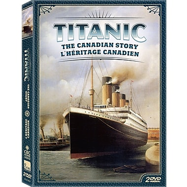 Titanic - The Canadian Story (DVD)