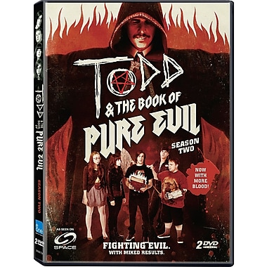 Todd And The Book Of Pure Evil - Season 2 (DVD)