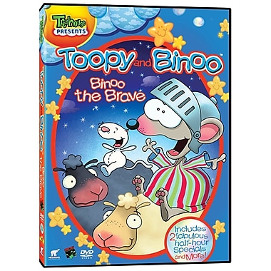 Toopy and Binoo: Binoo the Brave (DVD)