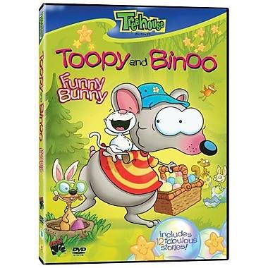 Toopy and Binoo: Funny Bunny (DVD)