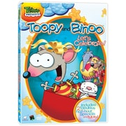 Toopy and Binoo: Let's Celebrate! (DVD)