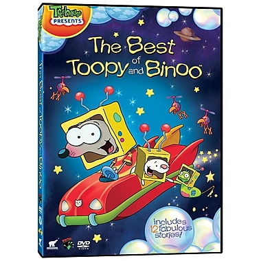 Toopy and Binoo: The Best of Toopy and Binoo (DVD)