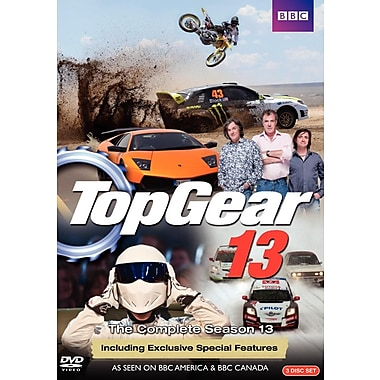 Top Gear 13: The Complete Season 13 (DVD)