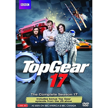 Top Gear 17: The Complete Season 17 (DVD)