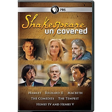 Shakespeare Uncovered Complete Set (DVD)