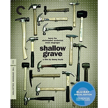 Shallow Grave (DISQUE BLU-RAY)