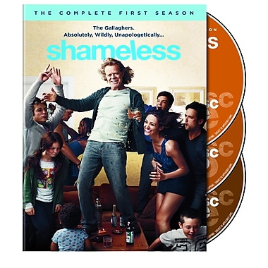 Shameless: The Complete First Series (DVD)
