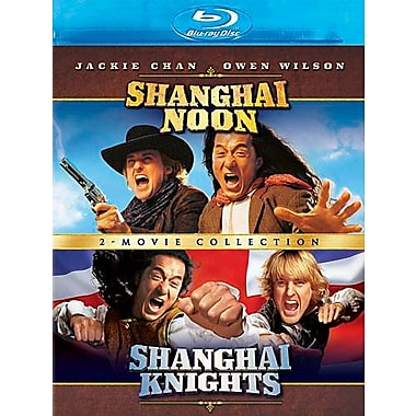 Shanghai Noon & Shanghai Knights 2-Movie Collection (BLU-RAY DISC)