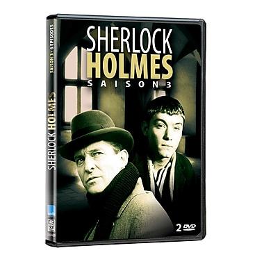 Sherlock Holmes - Saison 3 (Régie Imprimée Sur Boitier)