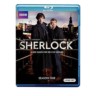 Sherlock: Season One (DISQUE BLU-RAY)